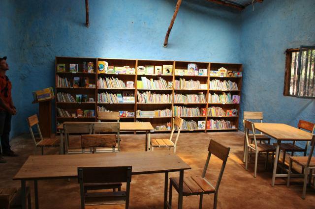 Kololo Classroom